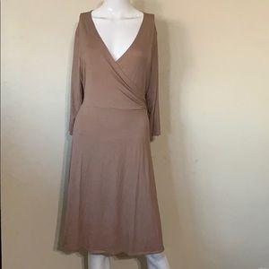 Women's long sleeve ladybug dress